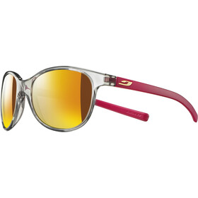Julbo Lizzy Spectron 3 Sunglasses Kids grey glossy/matt red